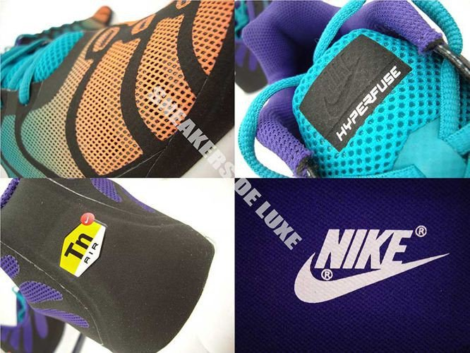 ... 483553-310 Nike Air Max Plus TN Fuse Turbo Green/White-Black