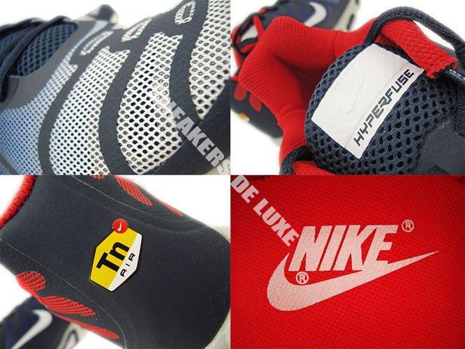 ... 483553-416 Nike Air Max Plus TN Fuse Midnight Navy/White University Red