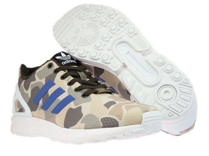ZX Flux ADV Asymmetrical Shoes adidas NO