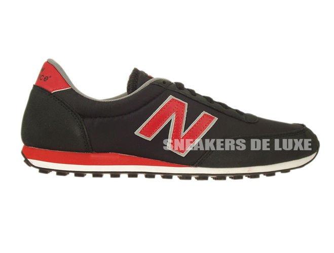 New Balance U410CPB Black / Red ...