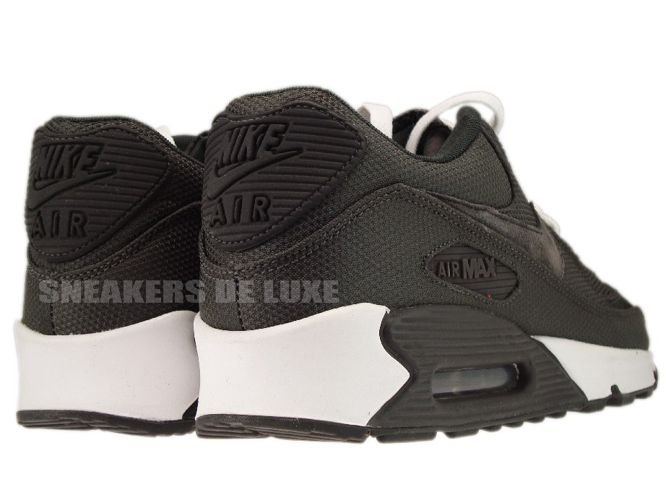 nike air max 90 premium black white medium grey