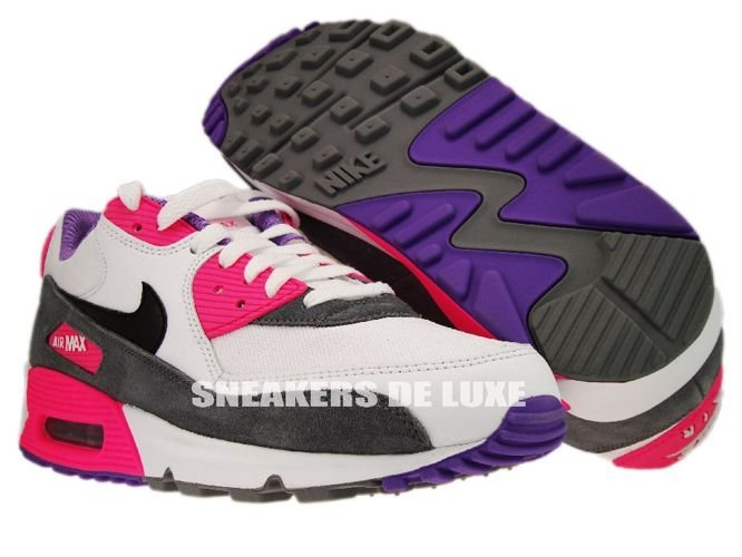 Nike Air Classic Bw ps 103 White pink, Size 31,5