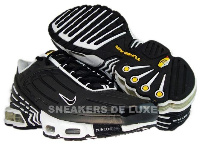 Nike Air Max Plus TN III 3 WhiteBlack 604201 111