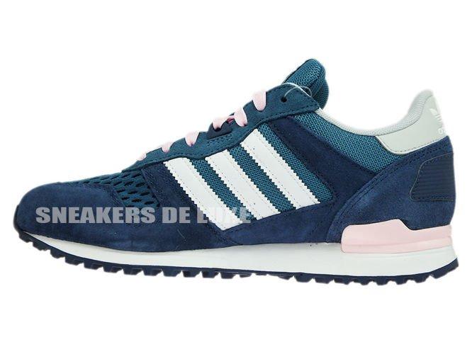 Adidas Zx 700 Womens Blue costablanca