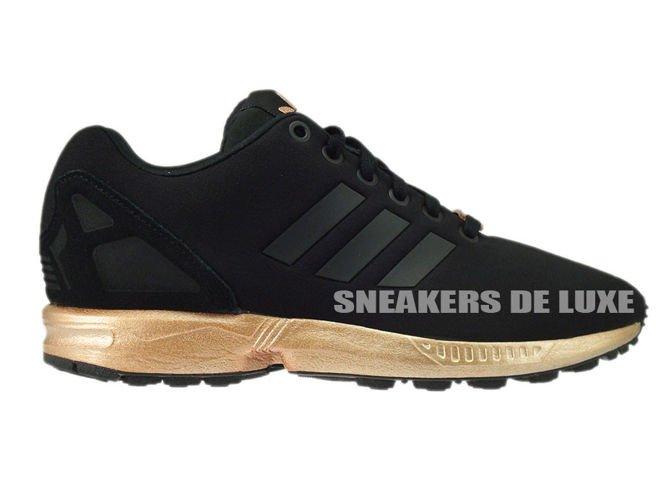 Adidas Zx Flux Copper Metallic