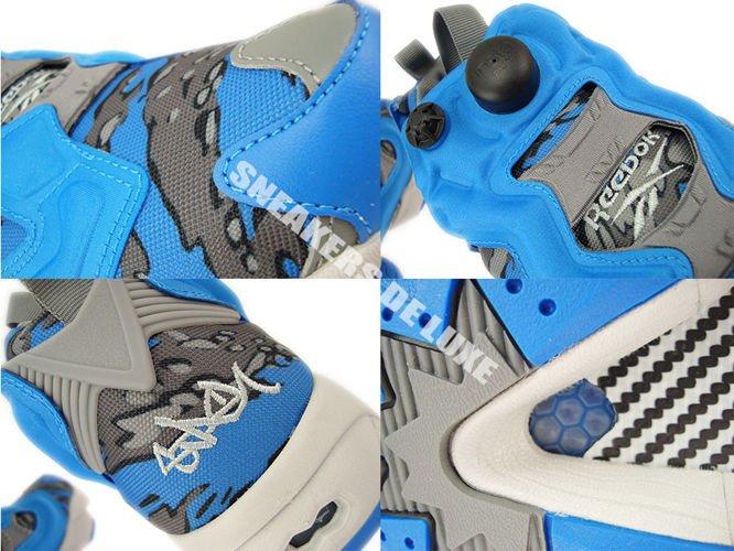 ... V61559 Reebok X Stash Insta Pump Fury OG Cycle Blue/Grey/Steel/Grey