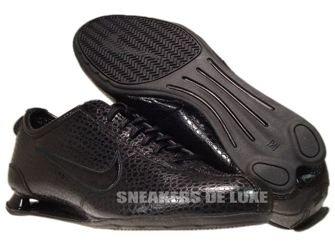 316317-031 Nike Shox Rivalry Black/Black-Black