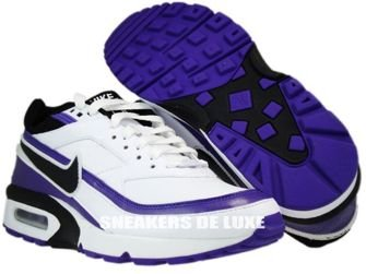 Nike Air BW Classic White/Black-Varsity Purple 603159-105