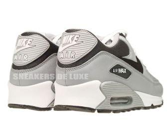 Nike Air Max 90 Wolf Grey/Black/Midnight Fog 325018-055